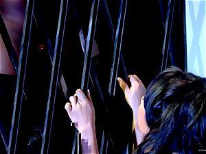 Asa Akira enjoys getting her moist cooch nailed
