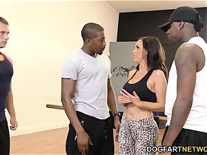 Nikki Benz loves rectal with bbc - cheating Sessions