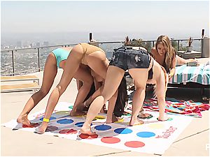 Twister cocksluts two