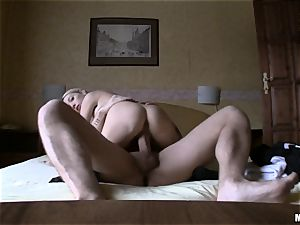 Slovakian dream honey Miriama Kunkelova railing man meat