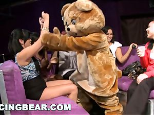 party soiree party with the Muthafucking Dancing grizzly!