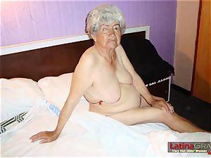 LatinaGrannY super-hot Spanish granny women Slideshow