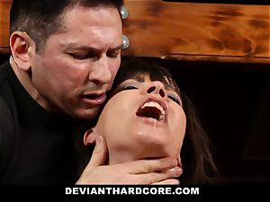 DeviantHardcore-Hot mummy fumbled and handcuffed To Cross