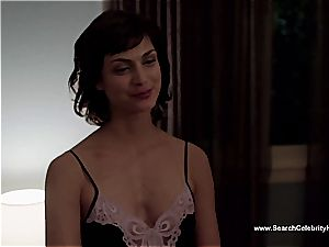 incredible Morena Baccarin looking mind-blowing bare on film
