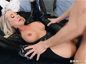 Brandi enjoy boned in her moist cunt
