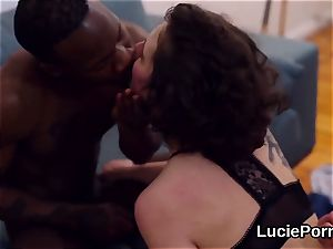 first-timer lezzy cuties get their slender honeypots licked and plowed