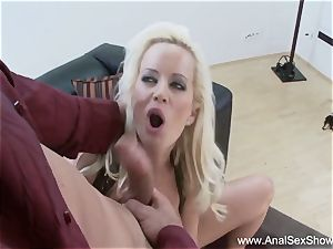 european cougar Needs firm man-meat Up Her ass-hole