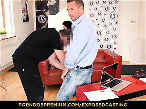exposed audition - Taissia Shanti banged rigid in her bootie