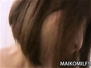 Norie Takahata - wonderful JAV mother bashed And Creamed