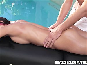 Brazzers - glad finishing, gorgeous massage
