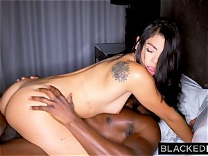 BLACKEDRAW latin damsel is bbc only