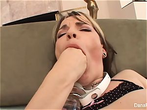 Dana DeArmond & Isis love have fun penetrating each other