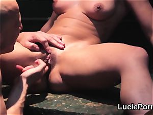 amateur all girl gals get their jiggly vags gobbled and boinked