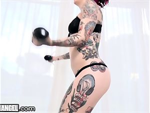 Joanna Angel's Craziest assfuck pokes and DP's Comp!