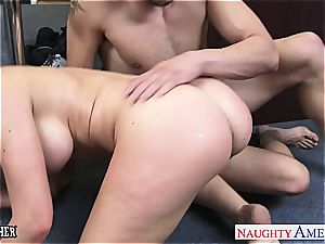 Veronica Avluv super-naughty for shaft after talking about intercourse