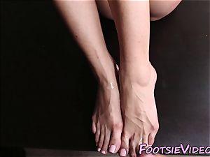 feet adored fetish ho