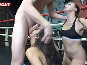 super hot boxer honies pummel and squirt like kinky