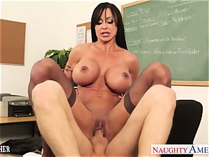 ultra-cutie orgy lecturer pleasure buttons Jade fucking in classroom