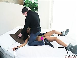 mom crony s manager raunchy and feet tickle Brittney white Takes it hard