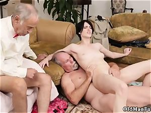 nubile dame senior girls and goth hard-core Frannkie goes down the Hersey highway
