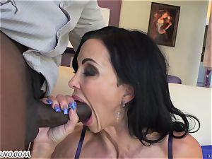 bi-racial gangbang with an yankee woman love buttons Jade