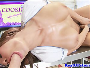 big-chested super-fucking-hot kinky real milf housewife bj's